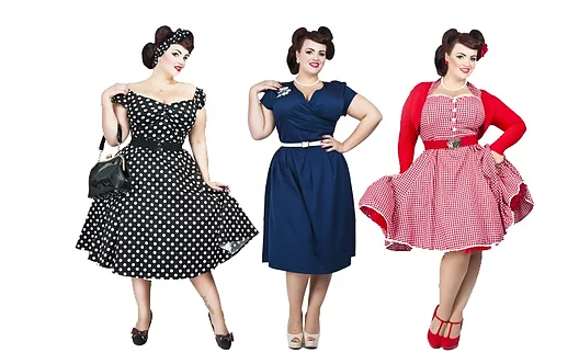 Plus Size Pinup Fashion | FabUplus Magazine