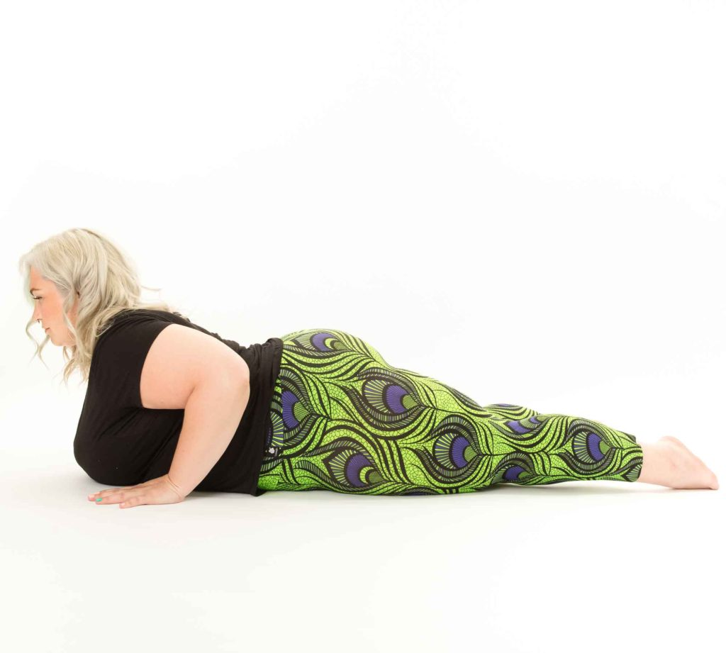 6 Yoga Poses for Curvy Beginners