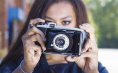 Cameras in the 80's by Collette Braneau