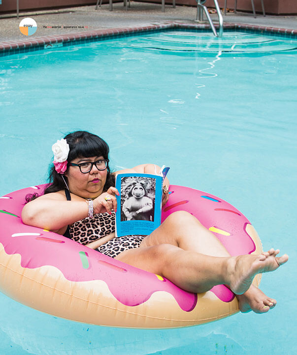 Lose Hate not Weight – Meet Body Positive Activist Virgie Tovar