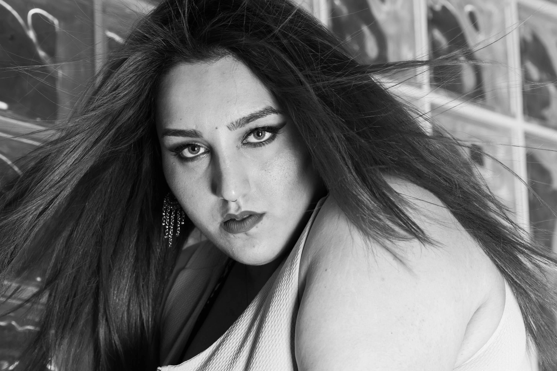 Model Monday- Pantea