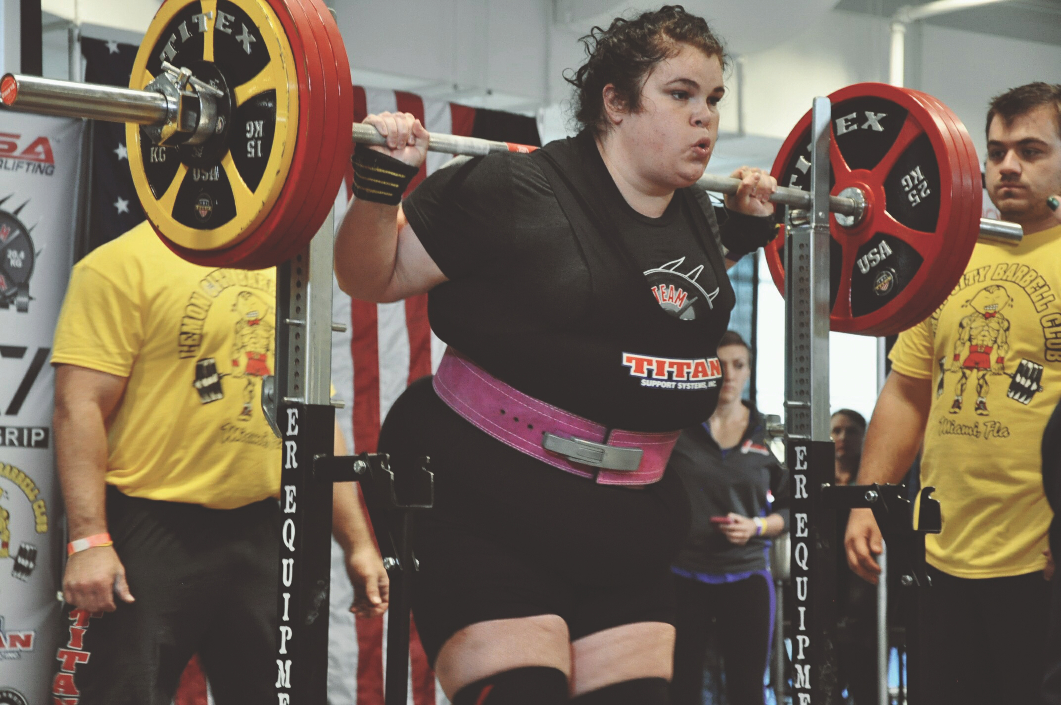 Fitness Friday-Athlete's Corner with Becci Holcomb