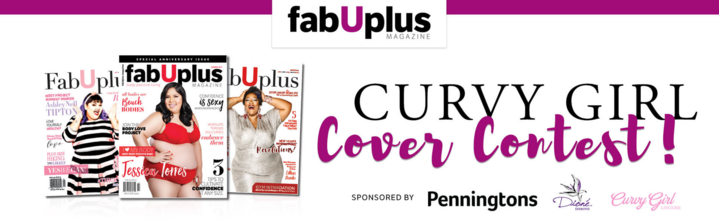 Curvy Cover Girl Contest