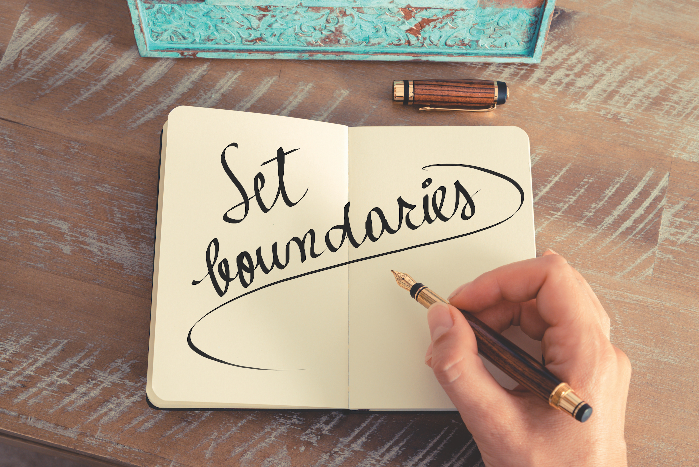 The 3 Step Secret To Setting Boundaries