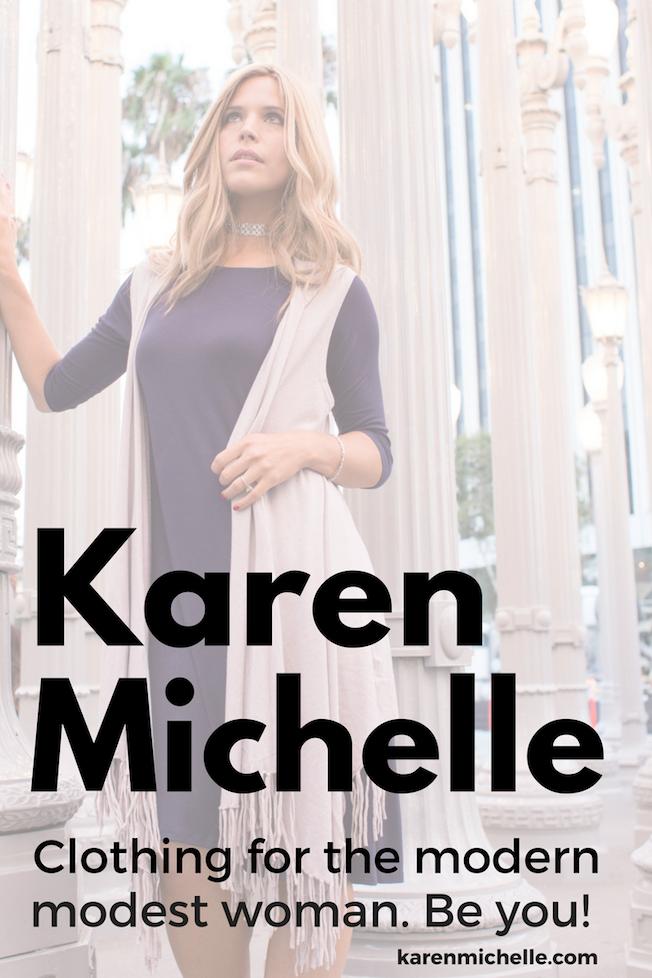 Thinking Outside the Box- Karen Michelle!