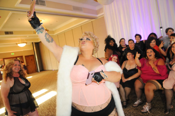Curvy Girl Lingerie fashion show – shamelessly sexy!