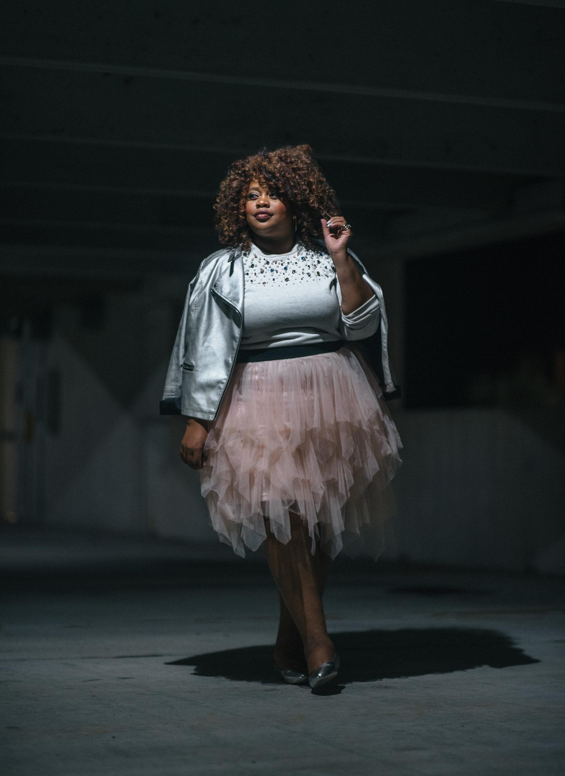 Sabrina Servance Model Monday