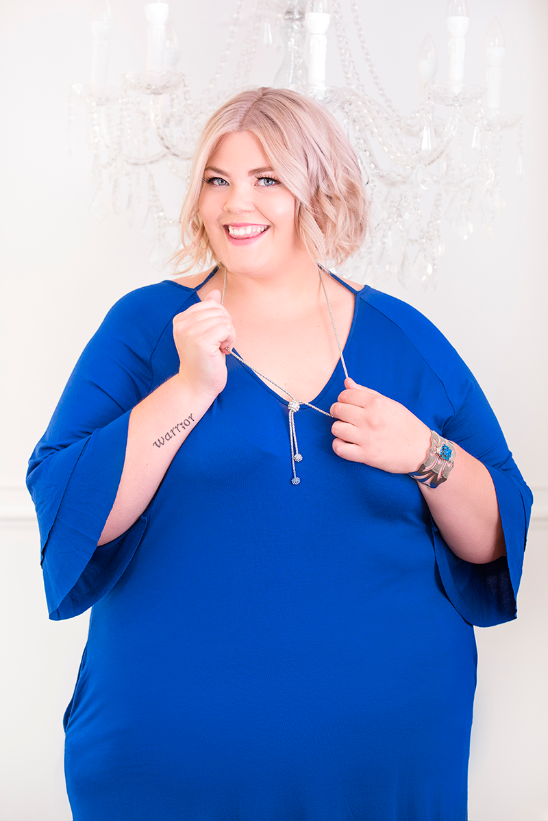 Janna Lounsbury - Plus Size Model