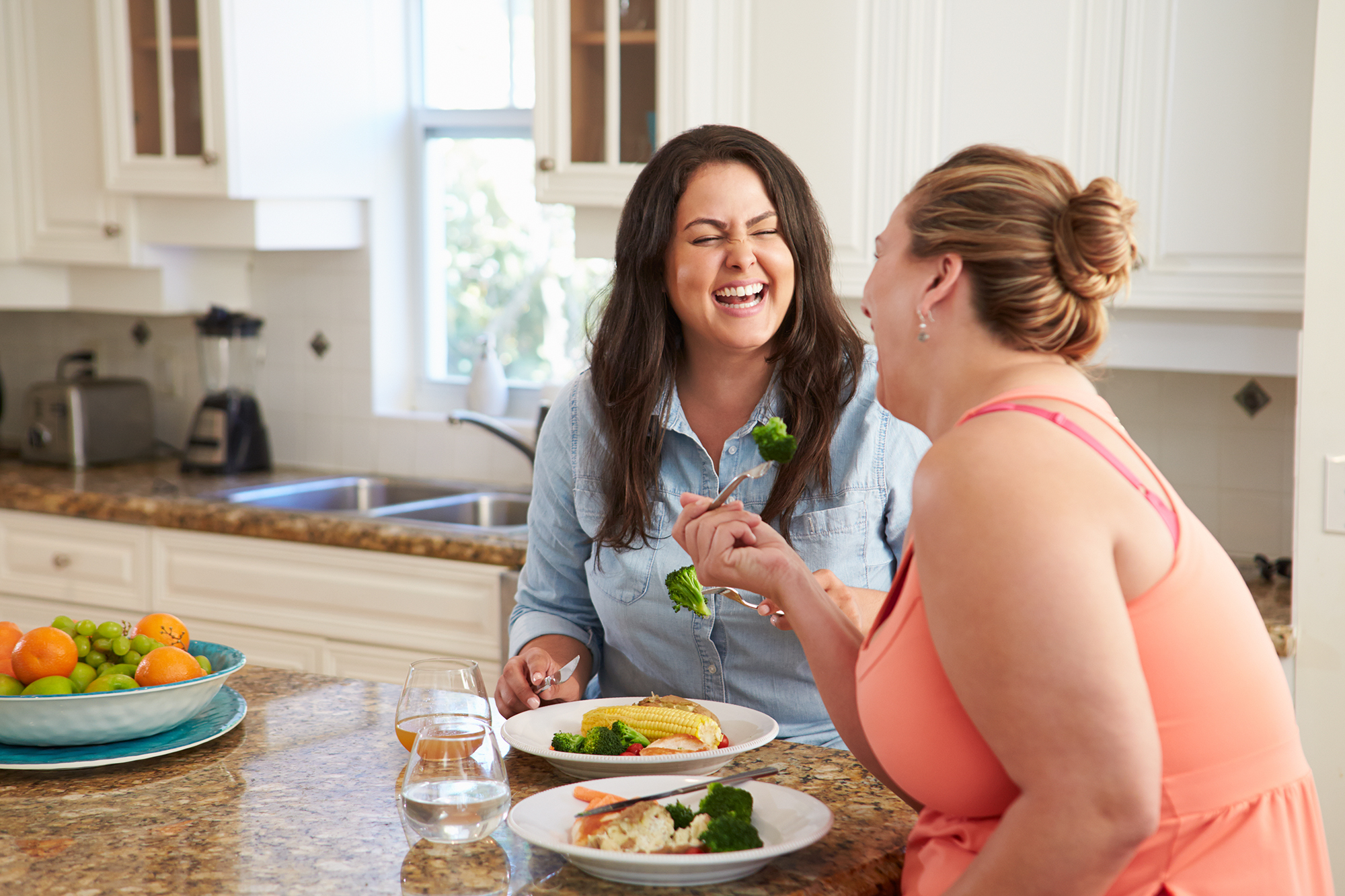 Trusting Ourselves with Food: Intuitive Eating