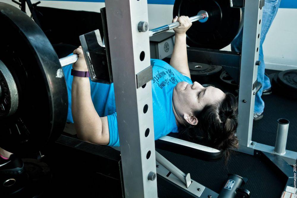 Athlete's Corner – Maria DeMesa