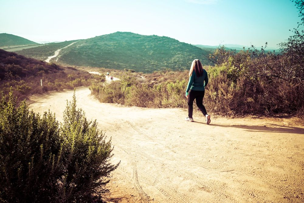 Fitness Friday- Fall in Love with Hiking