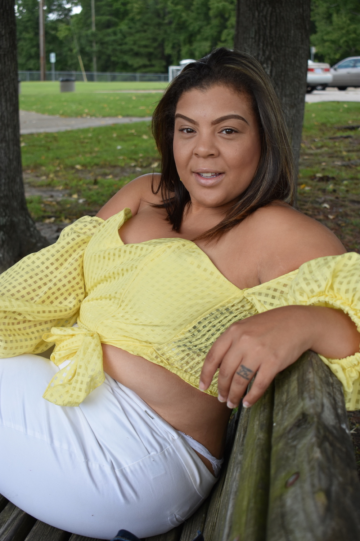 Plus Size Model Feature: Mallory Richardson