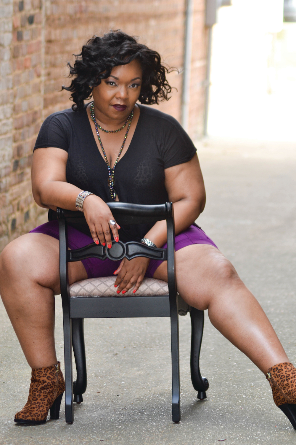 #ThickThighs – No Problem! by Kevil Tice