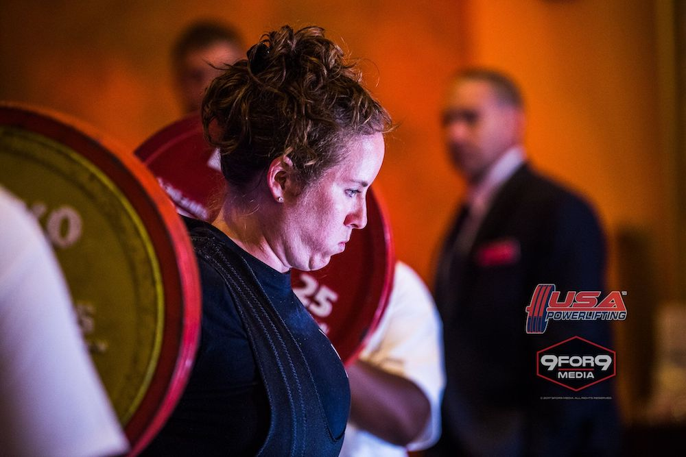 Fitness Friday- Rachel Denis Powerlifting