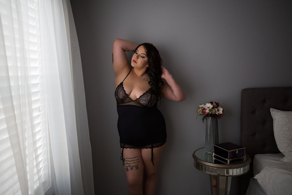 curvy lingerie