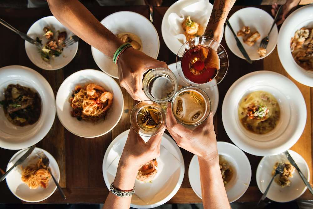 Eating Out In Style by Esther Kane, MSW, RSW, RCC