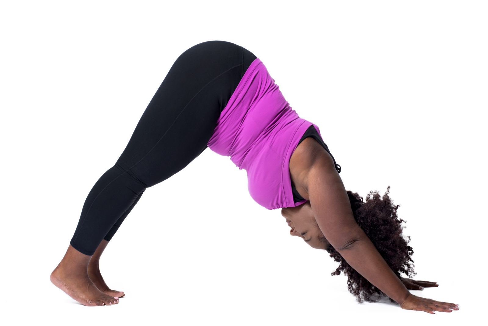 Yoga Has No Size-Dianna Bondy