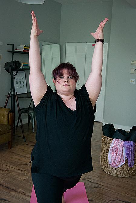 Rachel Espata Yoga Moves