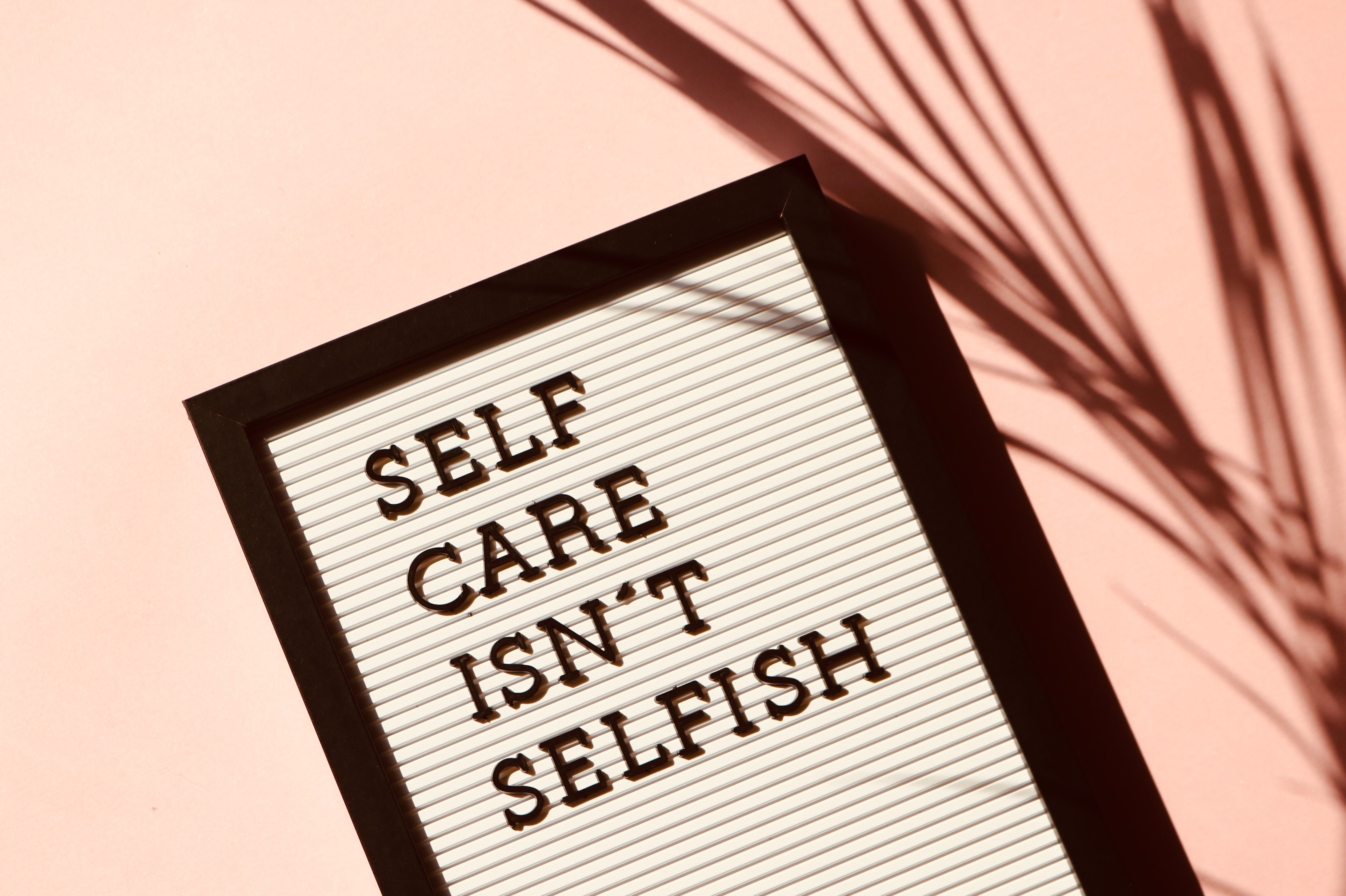 Self Care With and Without a Partner