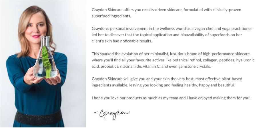 Self Care from Graydon's Skin Care
