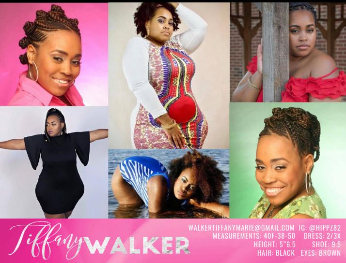 Model Monday: Tiffany Walker