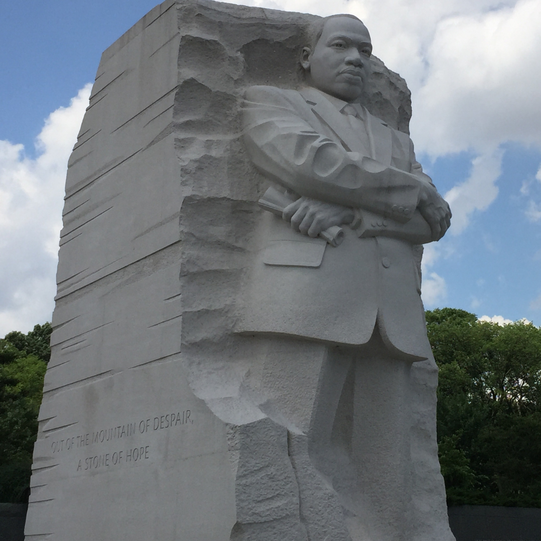 A Message on Martin Luther King Day