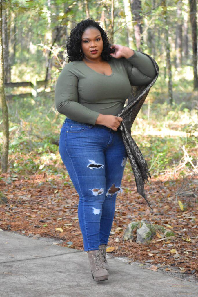 Model Monday: Jessica Stewart