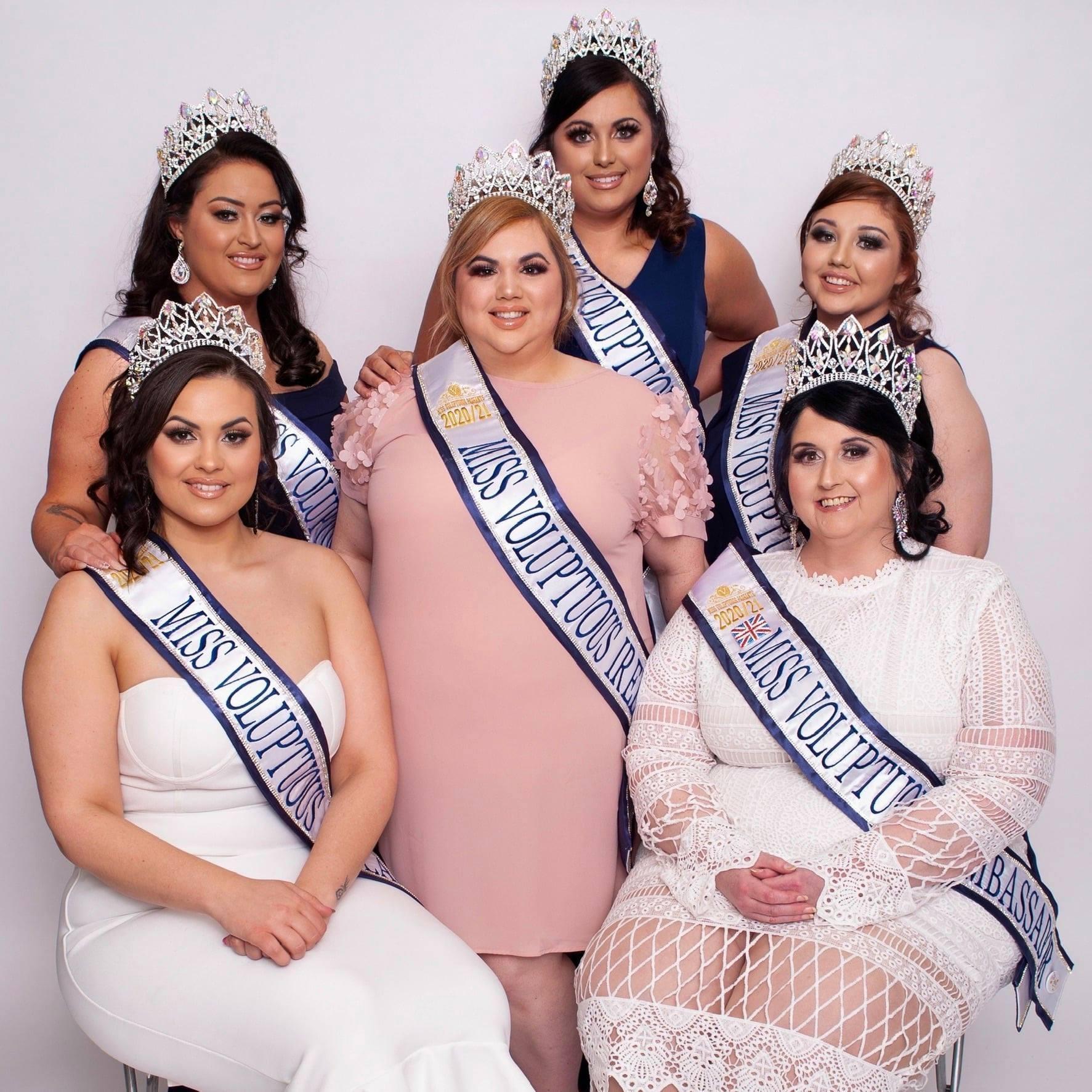 Miss Voluptuous International Hits Nashville!