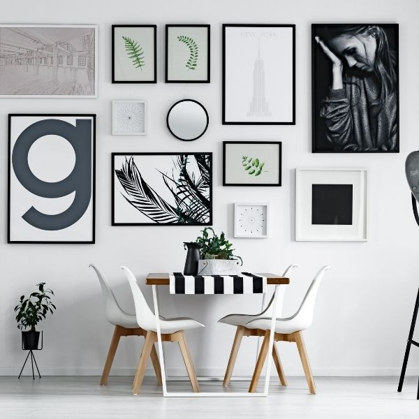 Different Types of Art To Add to Your Home Décor
