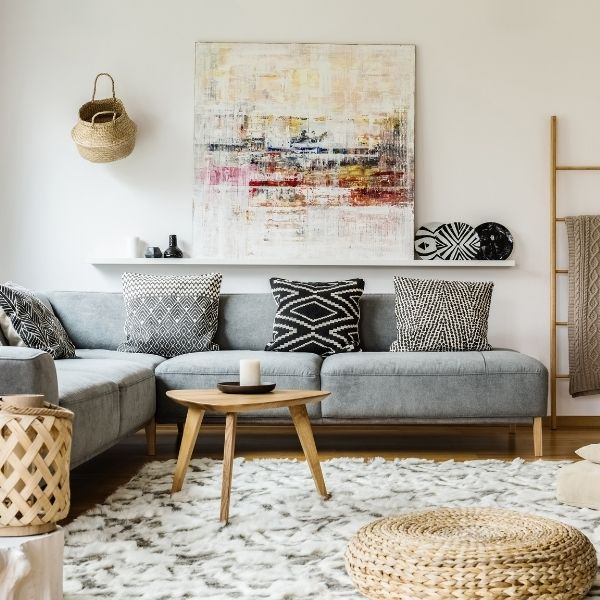 How To Make Your Living Room Area Beautiful