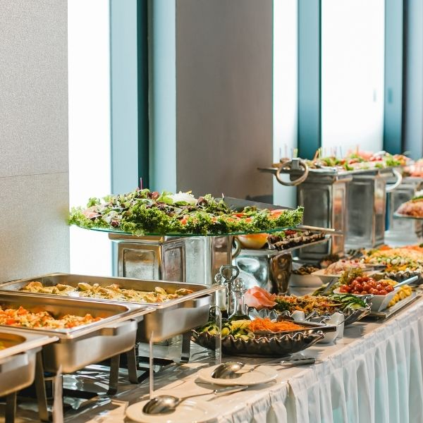 The Pros and Cons of Having a Buffet at Your Wedding