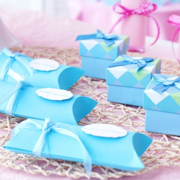 Unique Party Favors To Give Out at Your Baby Shower